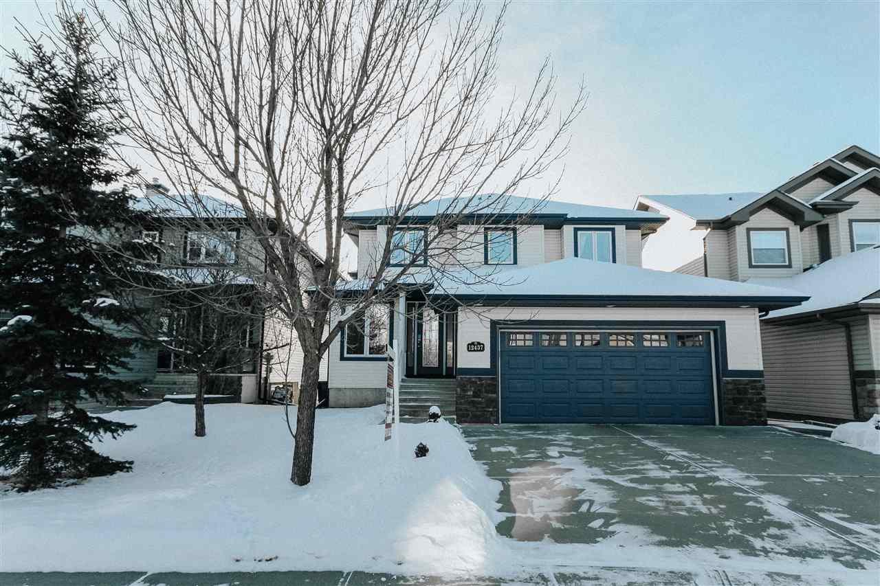 Main Photo: 12437 18A Avenue in Edmonton: Zone 55 House for sale : MLS®# E4182408