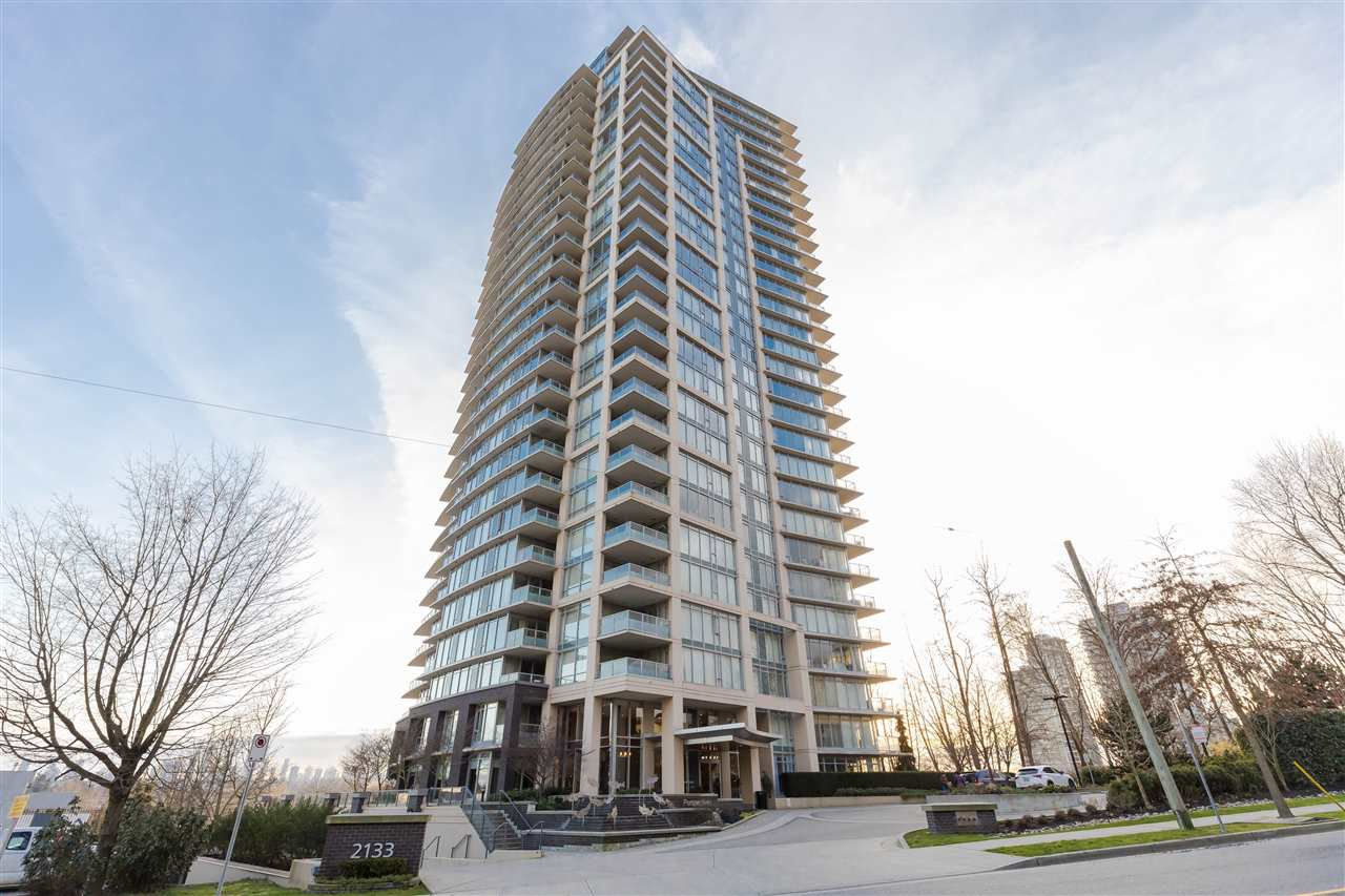 """Main Photo: 2607 2133 DOUGLAS Road in Burnaby: Brentwood Park Condo for sale in """"PERSPECTIVES"""" (Burnaby North)  : MLS®# R2435899"""