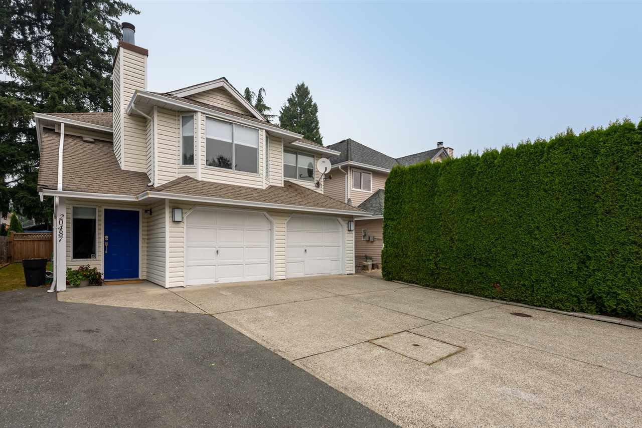 Main Photo: 20487 115A Avenue in Maple Ridge: Southwest Maple Ridge House for sale : MLS®# R2498456