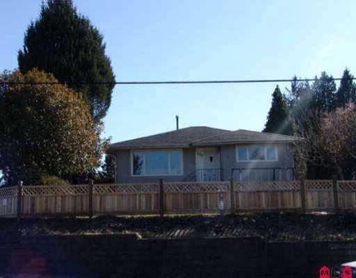 Main Photo: 12338 99TH AV in Surrey: Cedar Hills House for sale (North Surrey)  : MLS®# F2606154