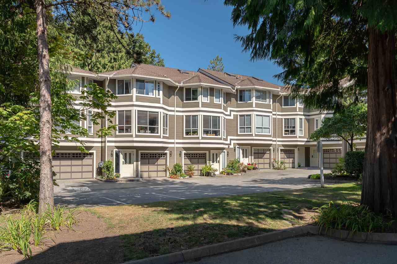 "Main Photo: 39 3228 RALEIGH Street in Port Coquitlam: Central Pt Coquitlam Townhouse for sale in ""MAPLE CREEK"" : MLS®# R2405614"