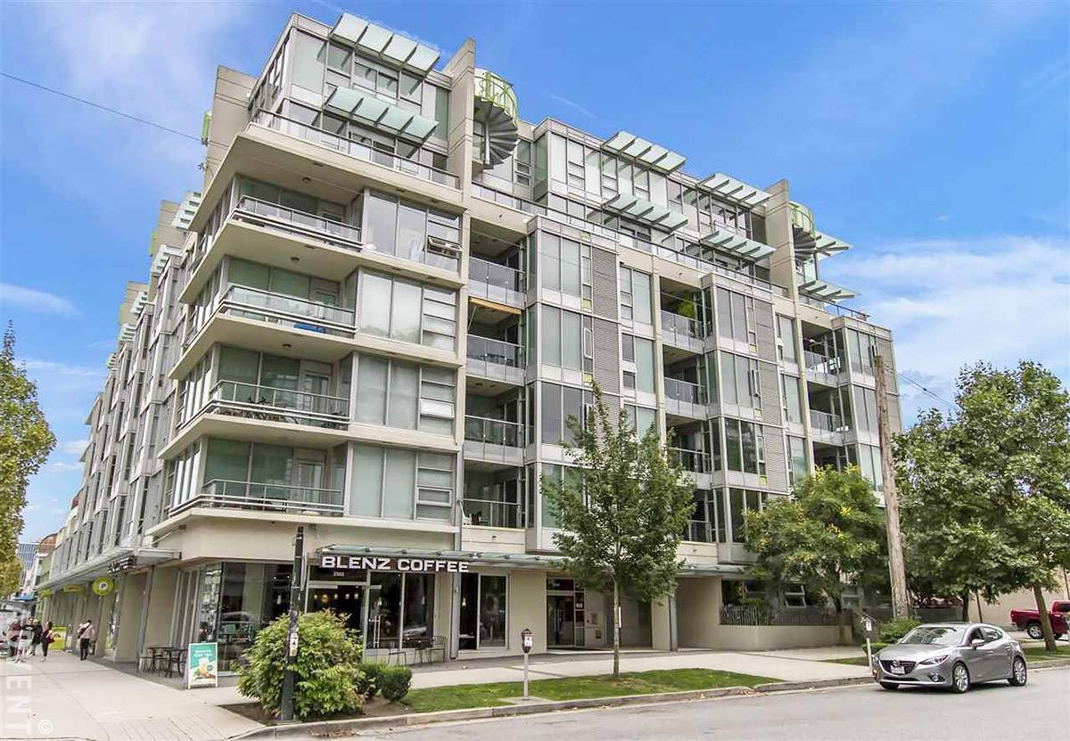 Main Photo:  in Vancouver: Kitsilano Condo for rent (Vancouver West)  : MLS®# AR136