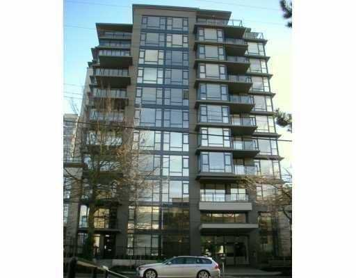 "Main Photo: 1650 W 7TH Ave in Vancouver: Fairview VW Condo for sale in ""VIRTU"" (Vancouver West)  : MLS®# V614734"