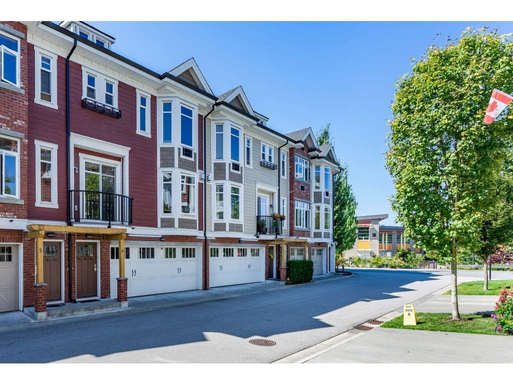 "Main Photo: 4 20738 84 Avenue in Langley: Willoughby Heights Townhouse for sale in ""Yorkson Creek"" : MLS®# R2395549"