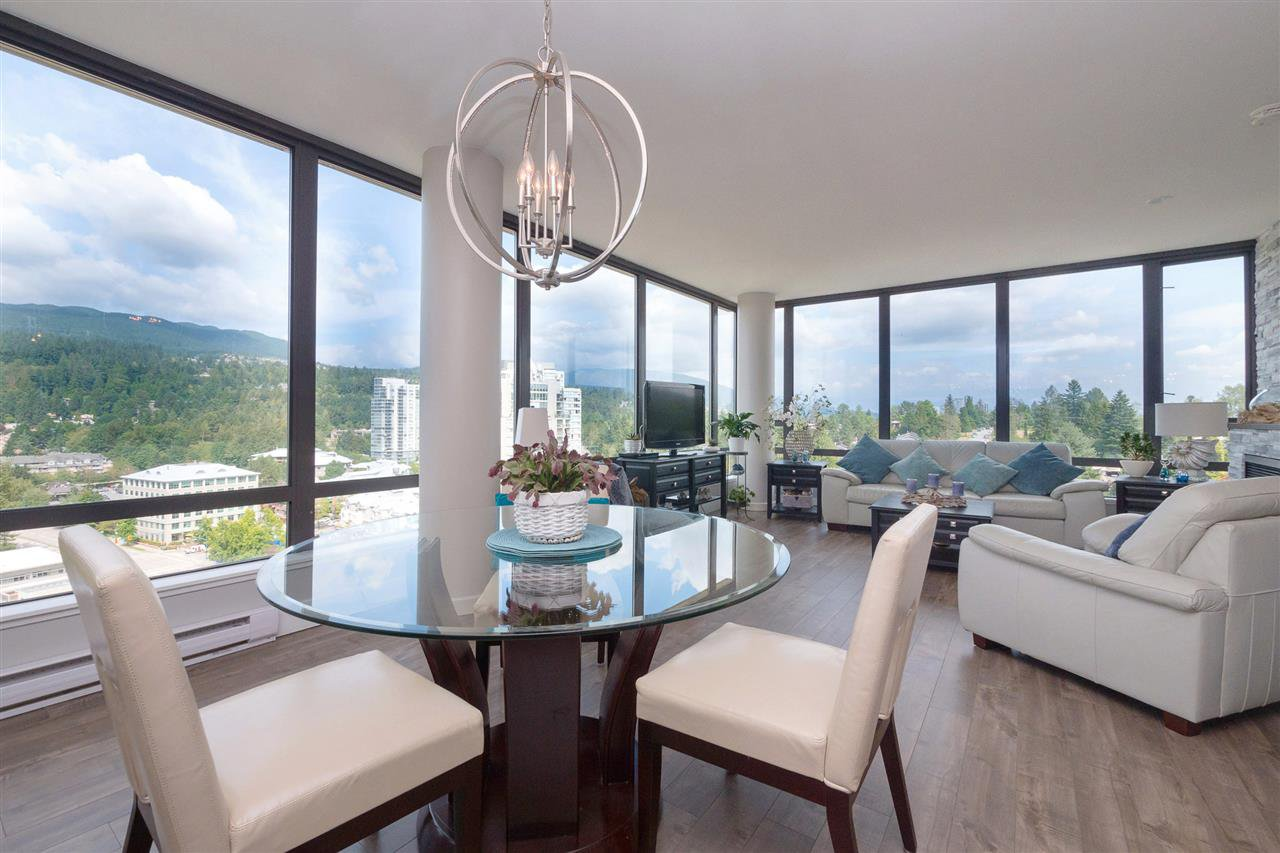 "Main Photo: 1608 110 BREW Street in Port Moody: Port Moody Centre Condo for sale in ""ARIA 1 at Suter Brook"" : MLS®# R2399279"