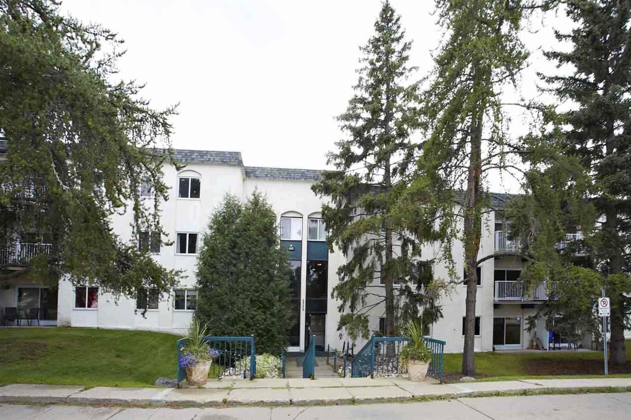 Main Photo: 306 5730 RIVERBEND Road in Edmonton: Zone 14 Condo for sale : MLS®# E4181124