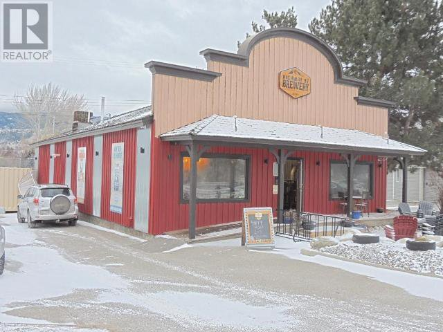 Main Photo: 954 ECKHARDT AVE W in Penticton: Business for sale