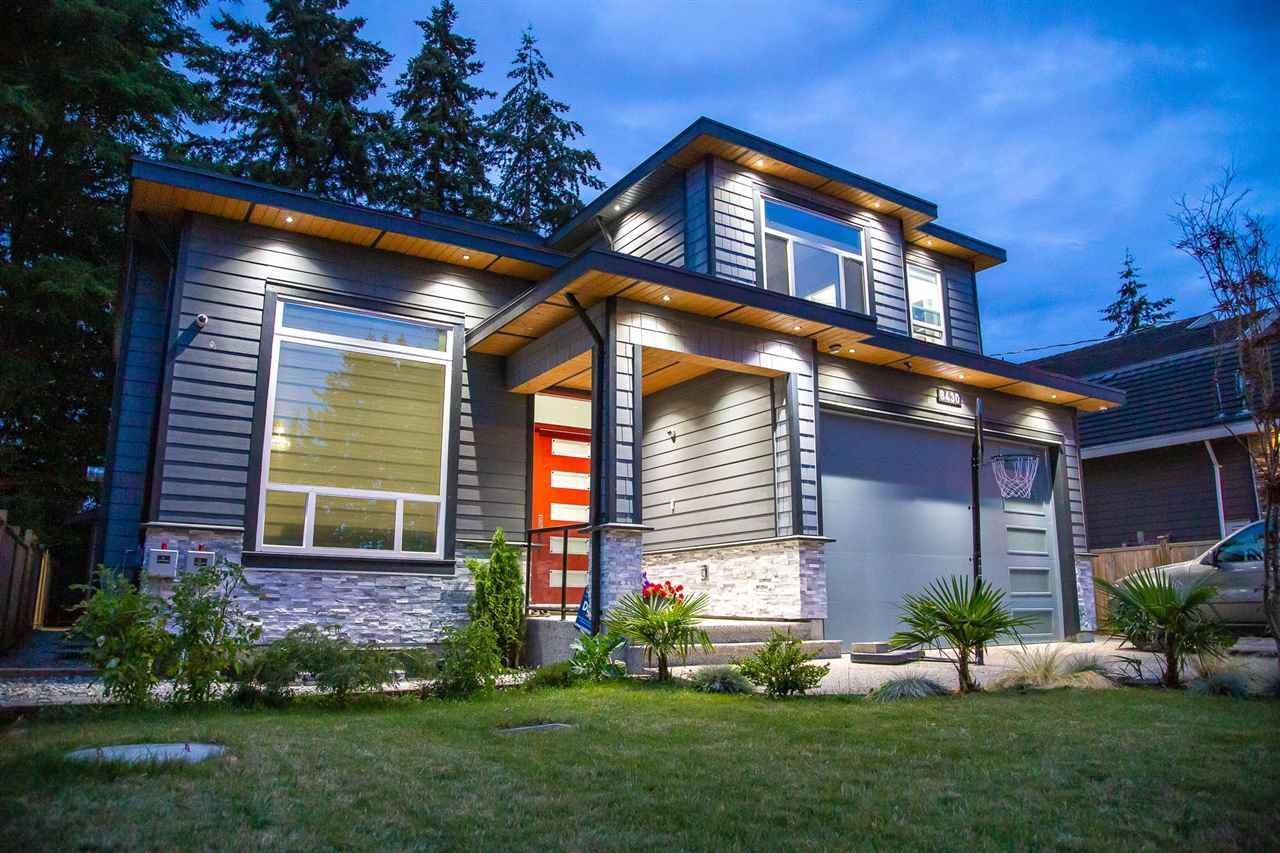 Main Photo: 8430 BROOKE Road in Delta: Nordel House for sale (N. Delta)  : MLS®# R2482626