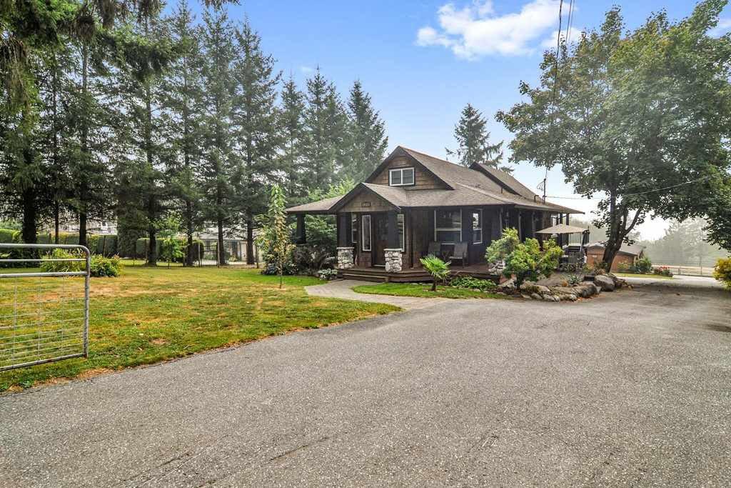 Main Photo: 26524 100 Avenue in Maple Ridge: Thornhill MR House for sale : MLS®# R2502037