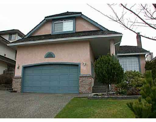 Main Photo: 2315 NOTTINGHAM PL in Port_Coquitlam: Citadel PQ House for sale (Port Coquitlam)  : MLS®# V330090