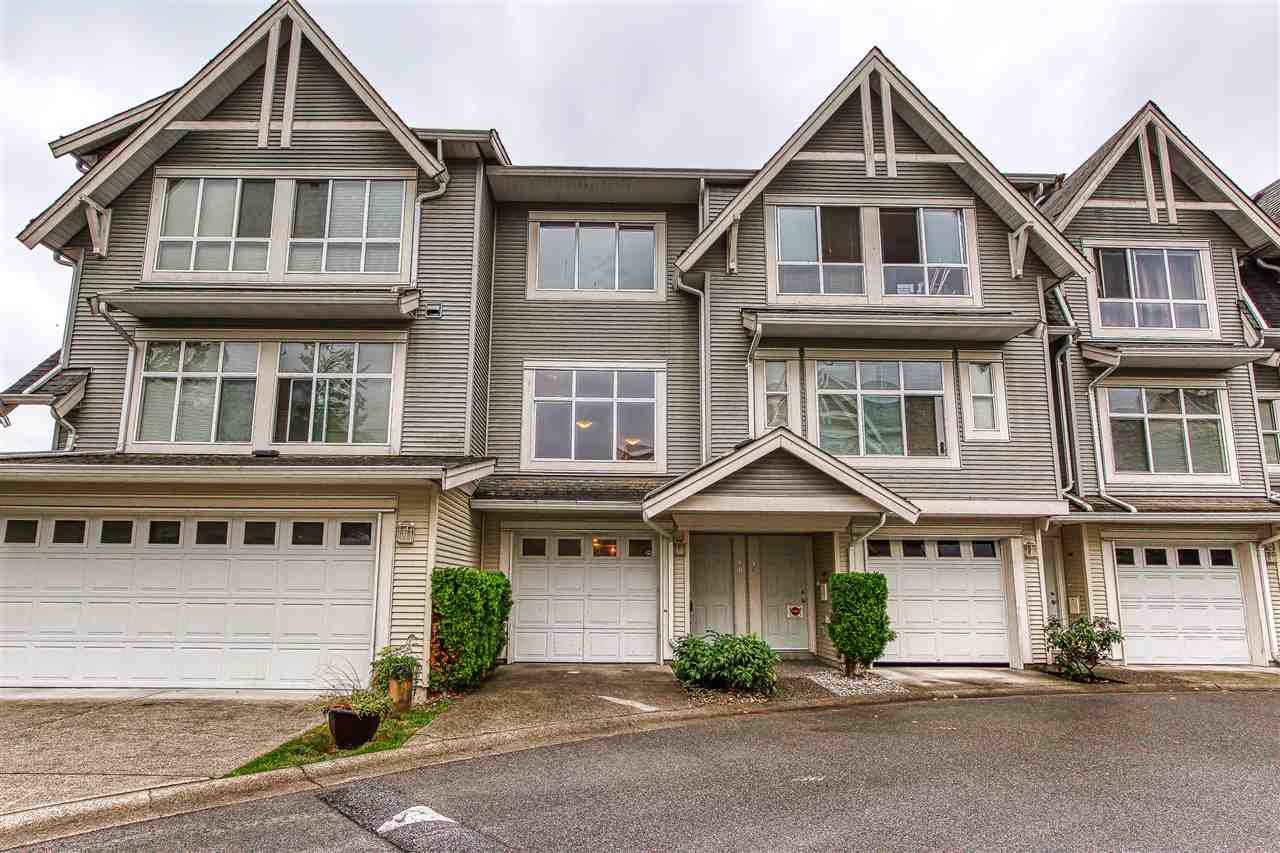 """Main Photo: 60 6450 199 Street in Langley: Willoughby Heights Townhouse for sale in """"LOGANS LANDING"""" : MLS®# R2398098"""