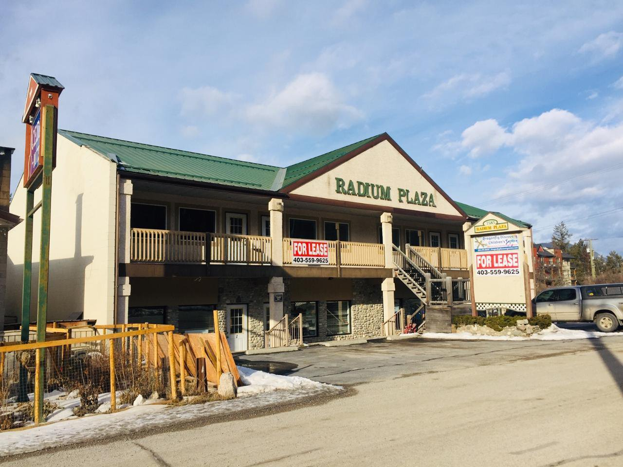 Main Photo: 7585 MAIN STREET W in Radium Hot Springs: Retail for sale : MLS®# 2450642