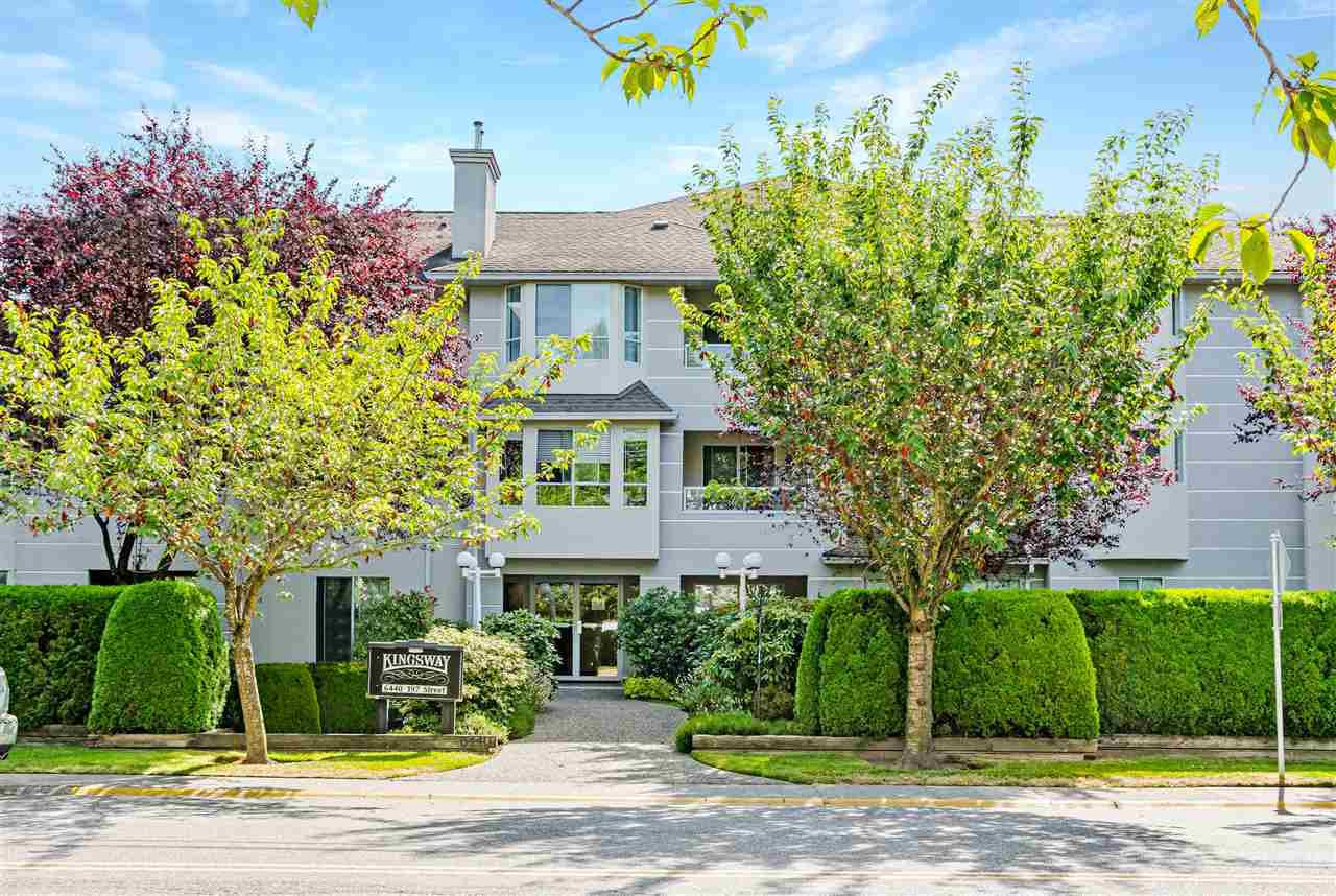 """Main Photo: 304 6440 197 Street in Langley: Willoughby Heights Condo for sale in """"The Kingsway"""" : MLS®# R2480168"""