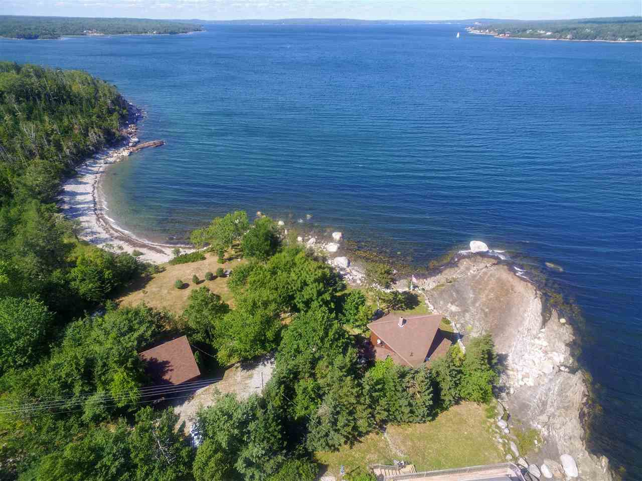 Main Photo: 140 Fort Road in Gunning Cove: 407-Shelburne County Residential for sale (South Shore)  : MLS®# 202015036