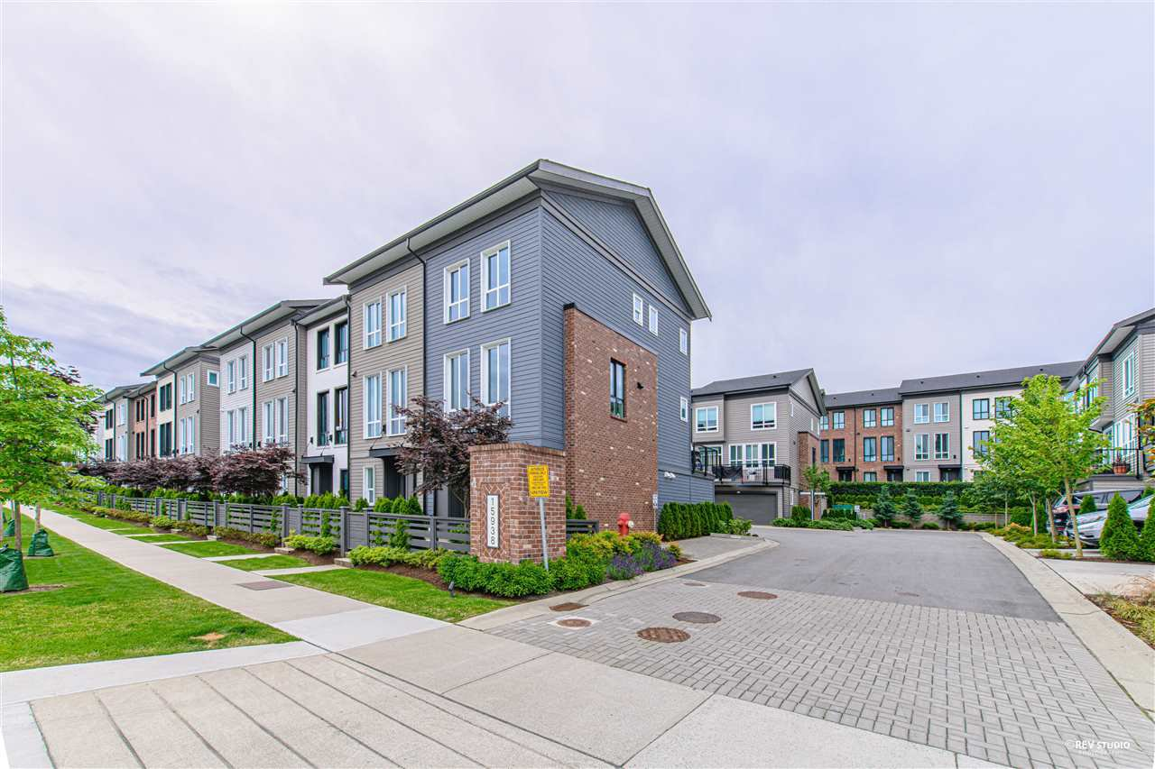"Main Photo: 19 15938 27 Avenue in Surrey: Grandview Surrey Townhouse for sale in ""KITCHNER"" (South Surrey White Rock)  : MLS®# R2518486"