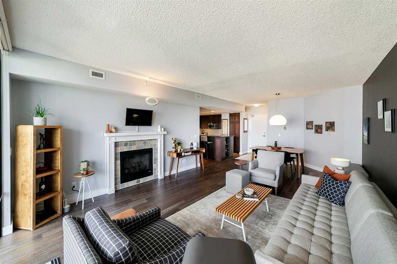 Main Photo: 603 10028 119 Street in Edmonton: Zone 12 Condo for sale : MLS®# E4174158