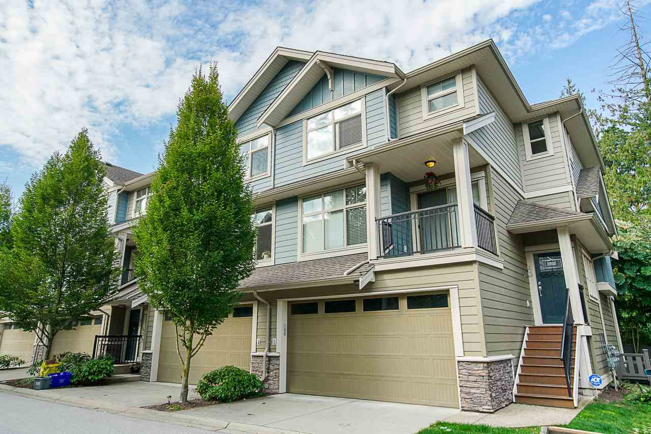 Main Photo: 43 22225 50 AVENUE in : Murrayville Townhouse for sale : MLS®# R2402730