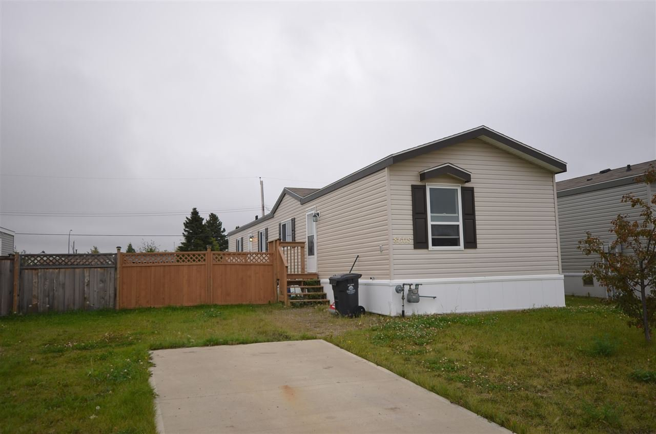 Photo 2: Photos: 8605 79A Street in Fort St. John: Fort St. John - City SE Manufactured Home for sale (Fort St. John (Zone 60))  : MLS®# R2403622