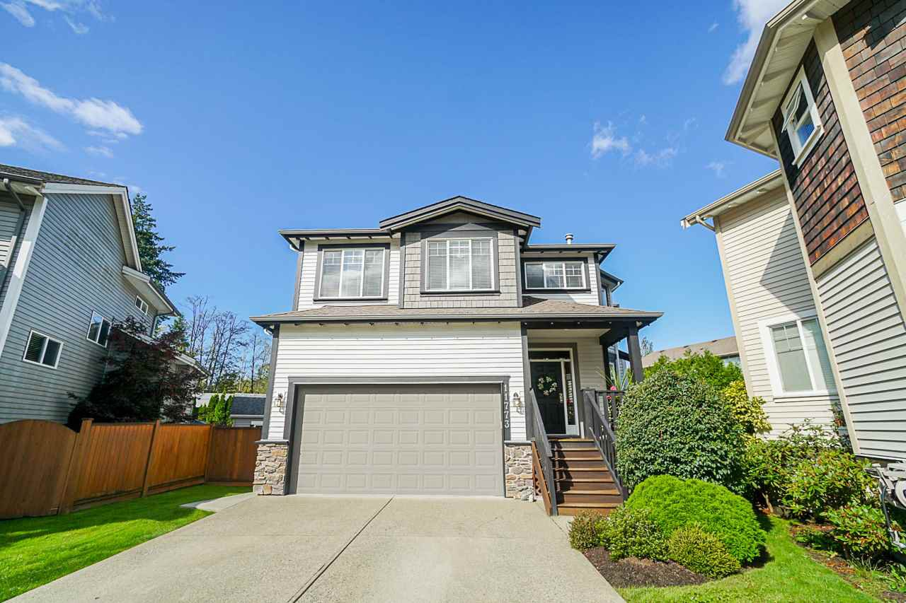 "Main Photo: 11773 237A Street in Maple Ridge: Cottonwood MR House for sale in ""ROCKWELL PARK"" : MLS®# R2408873"
