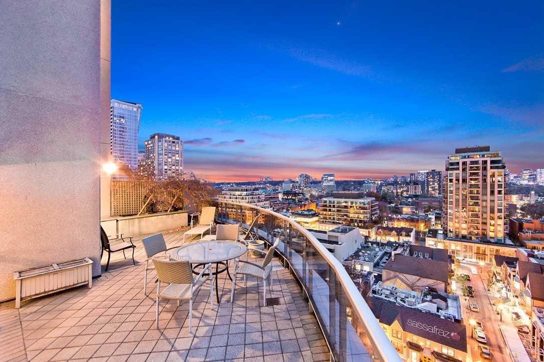 Main Photo: 1207 10 Bellair Street in Toronto: Annex Condo for sale (Toronto C02)  : MLS®# C4634168