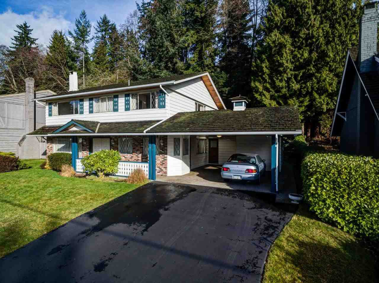 Main Photo: 4054 RUBY Avenue in North Vancouver: Edgemont House for sale : MLS®# R2429119