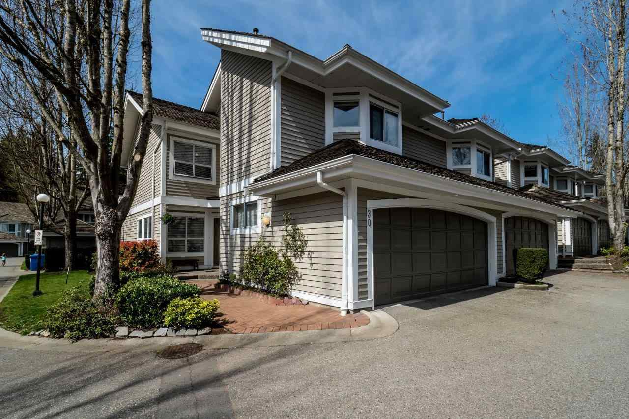 Main Photo: 30 650 ROCHE POINT DRIVE, Roche Point, North Vancouver, BC, V7H 2Z5 in North Vancouver: Roche Point Residential Attached for sale : MLS®# R2055686