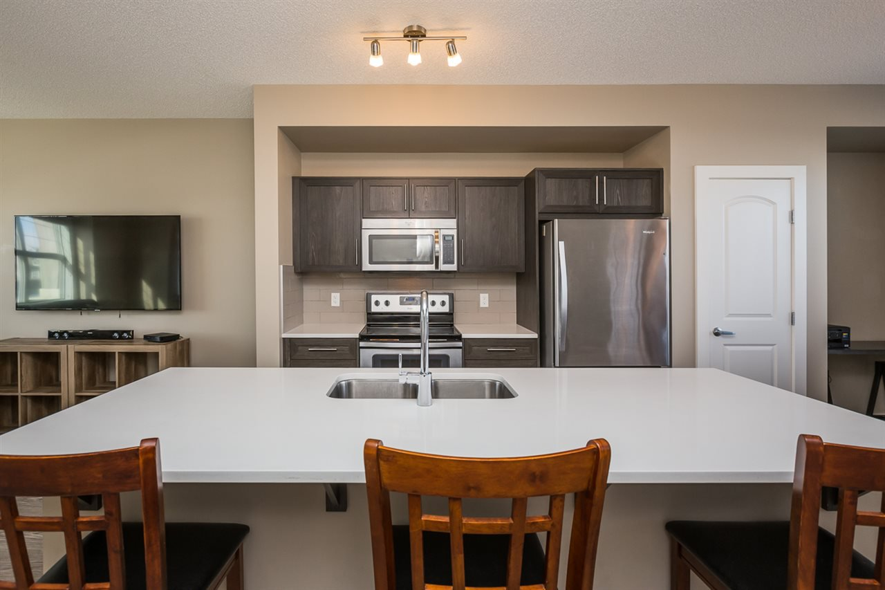 Main Photo: 6142 ROSENTHAL Way in Edmonton: Zone 58 Attached Home for sale : MLS®# E4188835