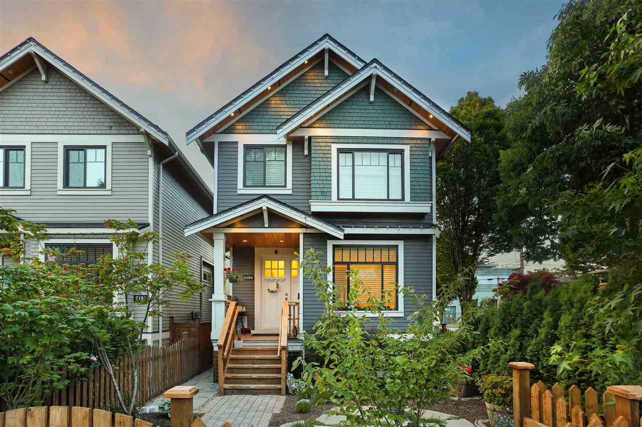 Main Photo: 2195 E PENDER Street in Vancouver: Hastings House for sale (Vancouver East)  : MLS®# R2463830