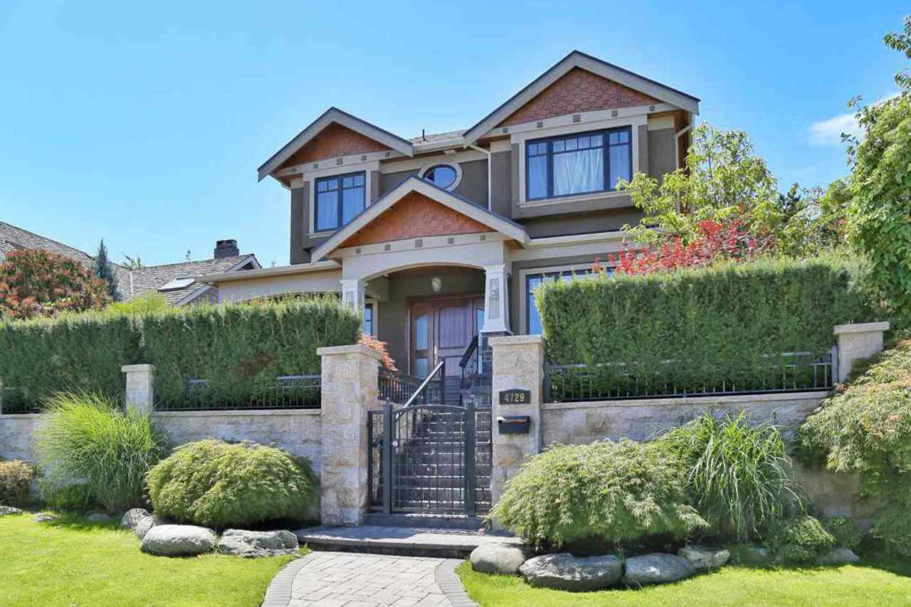 Main Photo: 4729 HAGGART Street in Vancouver: Quilchena House for sale (Vancouver West)  : MLS®# R2484463
