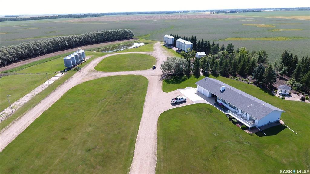 Main Photo: McCorriston Farm in Connaught: Farm for sale (Connaught Rm No. 457)  : MLS®# SK821724