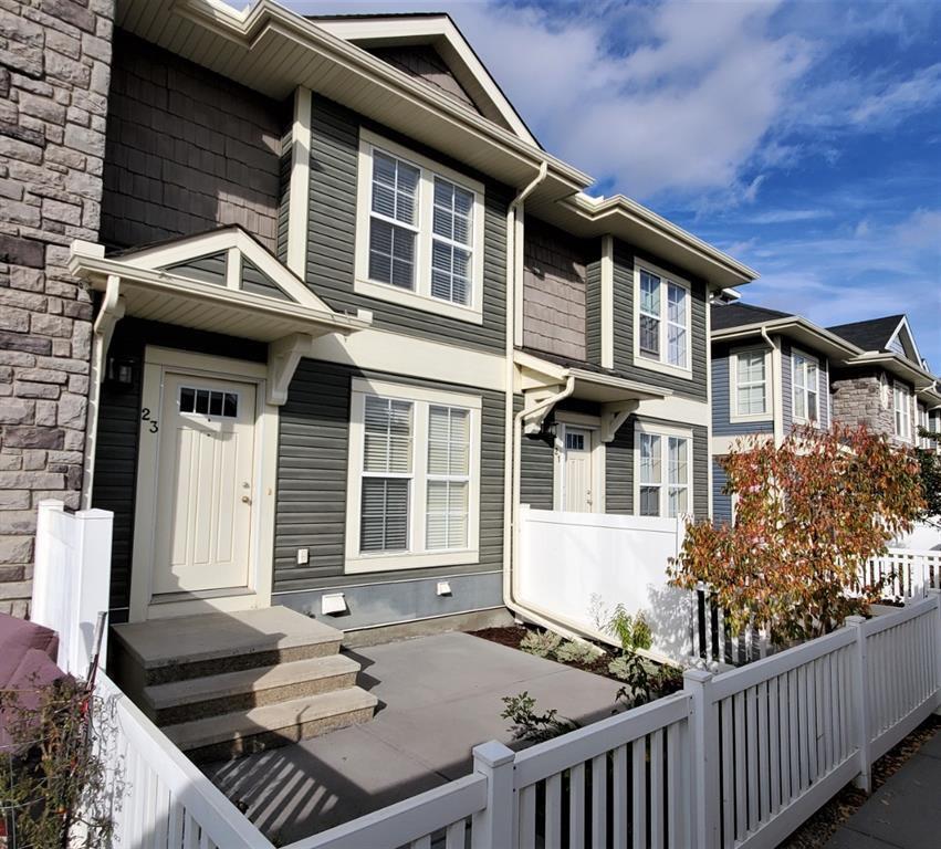 Main Photo: 23 Auburn Bay Common SE in Calgary: Auburn Bay Row/Townhouse for sale : MLS®# A1043994