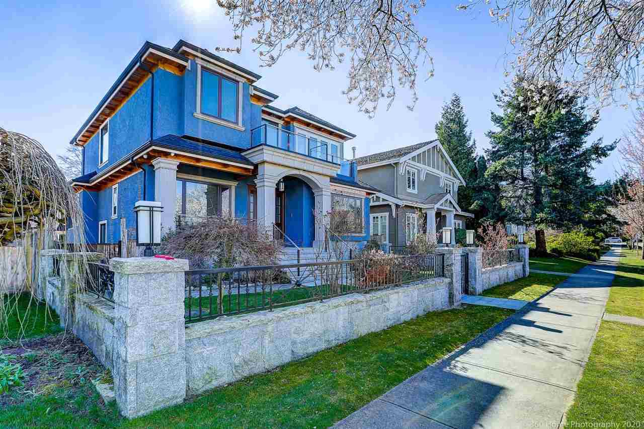 Main Photo: 3120 W 19 AVENUE in : Arbutus House for sale : MLS®# R2445242