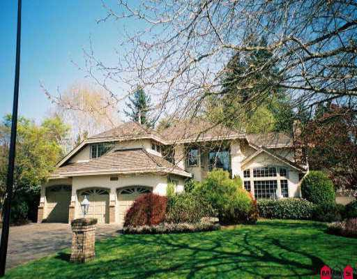 """Main Photo: 3132 142ND ST in White Rock: Elgin Chantrell House for sale in """"Elgin Park Estates"""" (South Surrey White Rock)  : MLS®# F2609521"""