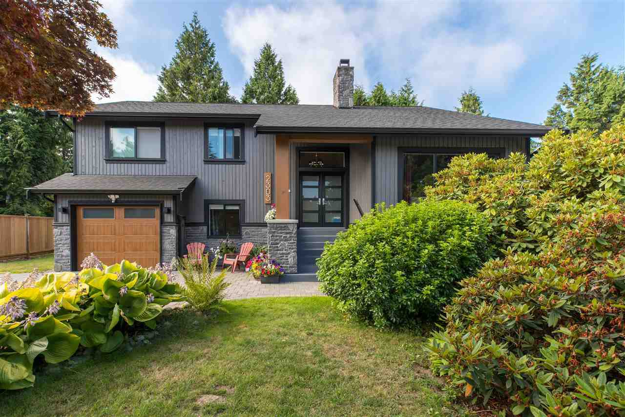 """Main Photo: 2303 COVE Place in Surrey: Crescent Bch Ocean Pk. House for sale in """"Harbour Greene"""" (South Surrey White Rock)  : MLS®# R2388822"""
