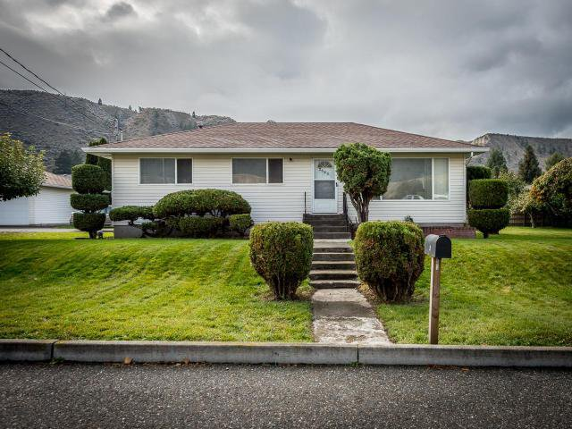 Main Photo: 2645 E TRANS CANADA HIGHWAY in Kamloops: Valleyview House for sale : MLS®# 153949