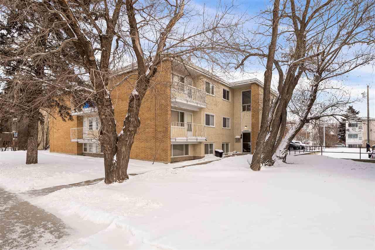 Main Photo: 202 11831 106 Street in Edmonton: Zone 08 Condo for sale : MLS®# E4185133