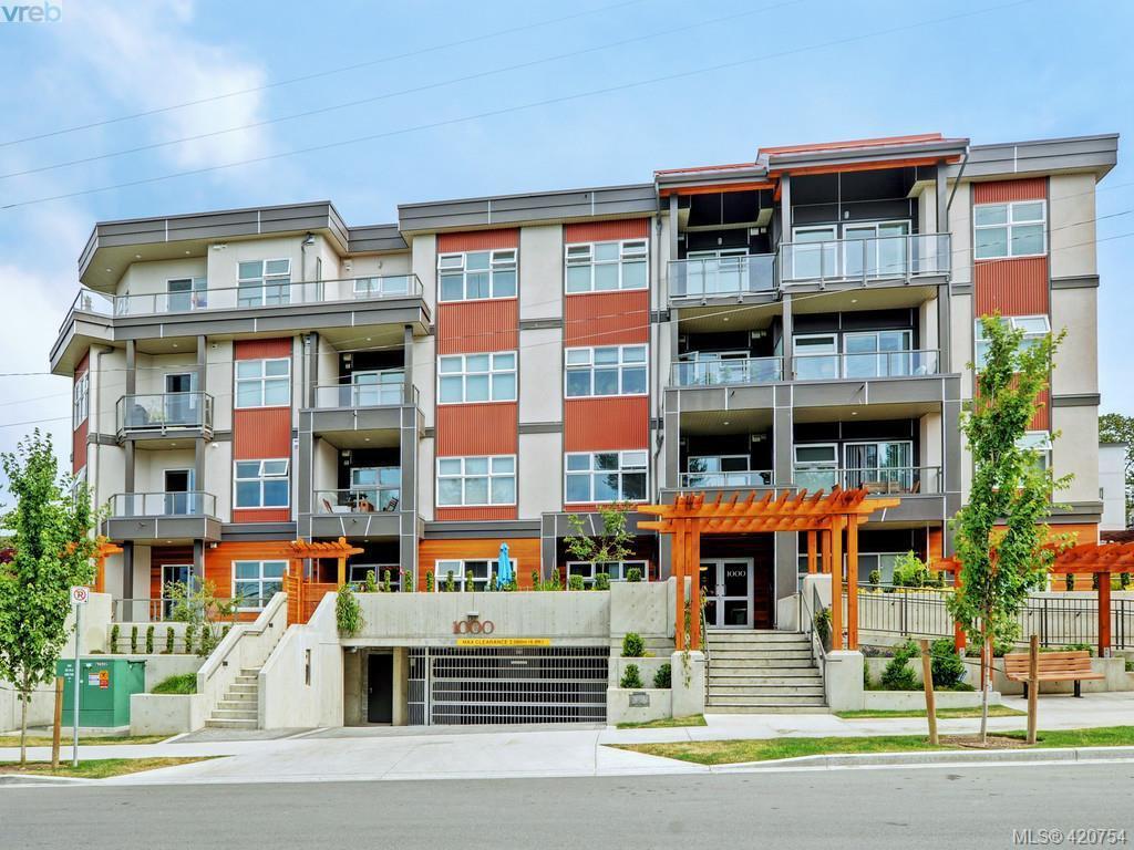 Main Photo: 403 1000 Inverness Rd in VICTORIA: SE Quadra Condo Apartment for sale (Saanich East)  : MLS®# 832735