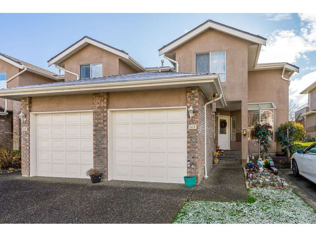 """Main Photo: 149 15550 26 Avenue in Surrey: King George Corridor Townhouse for sale in """"SUNNYSIDE GATE"""" (South Surrey White Rock)  : MLS®# R2460226"""