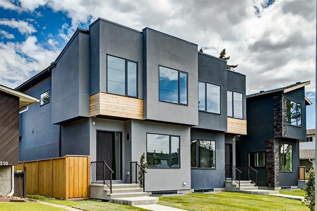 Fully finished modern infill with nearly 2,500 sq.ft of developed space!