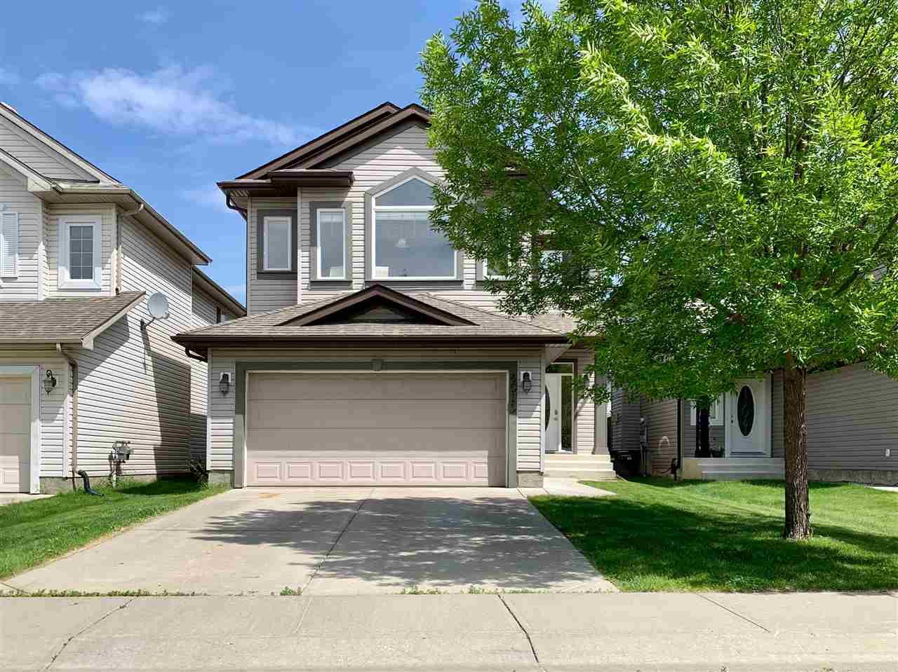 Main Photo: 4615 203 Street in Edmonton: Zone 58 House for sale : MLS®# E4203194