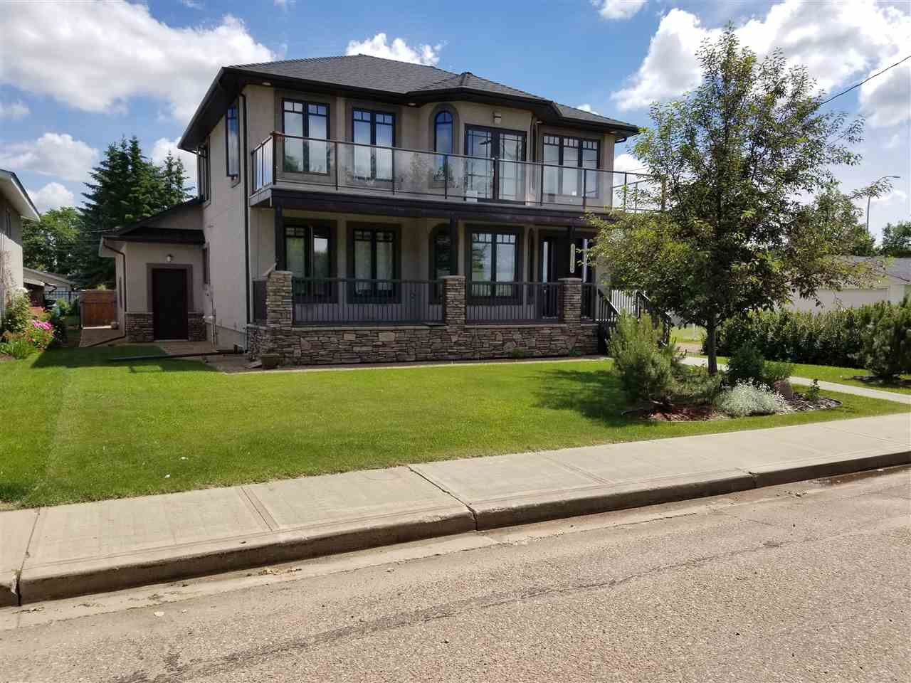 Main Photo: 4815 55 Street: Redwater House for sale : MLS®# E4203292