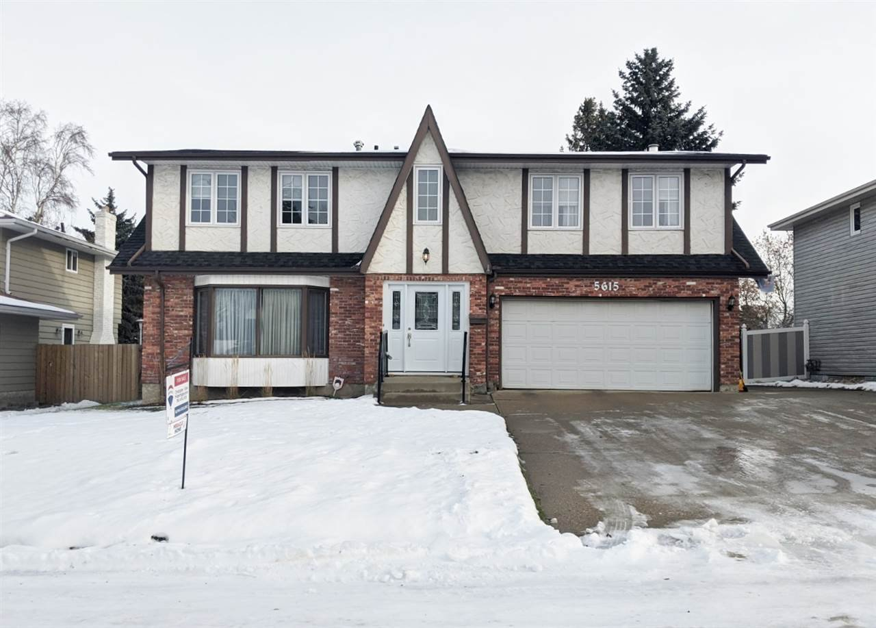 Main Photo: 5615 151 Street in Edmonton: Zone 14 House for sale : MLS®# E4168115