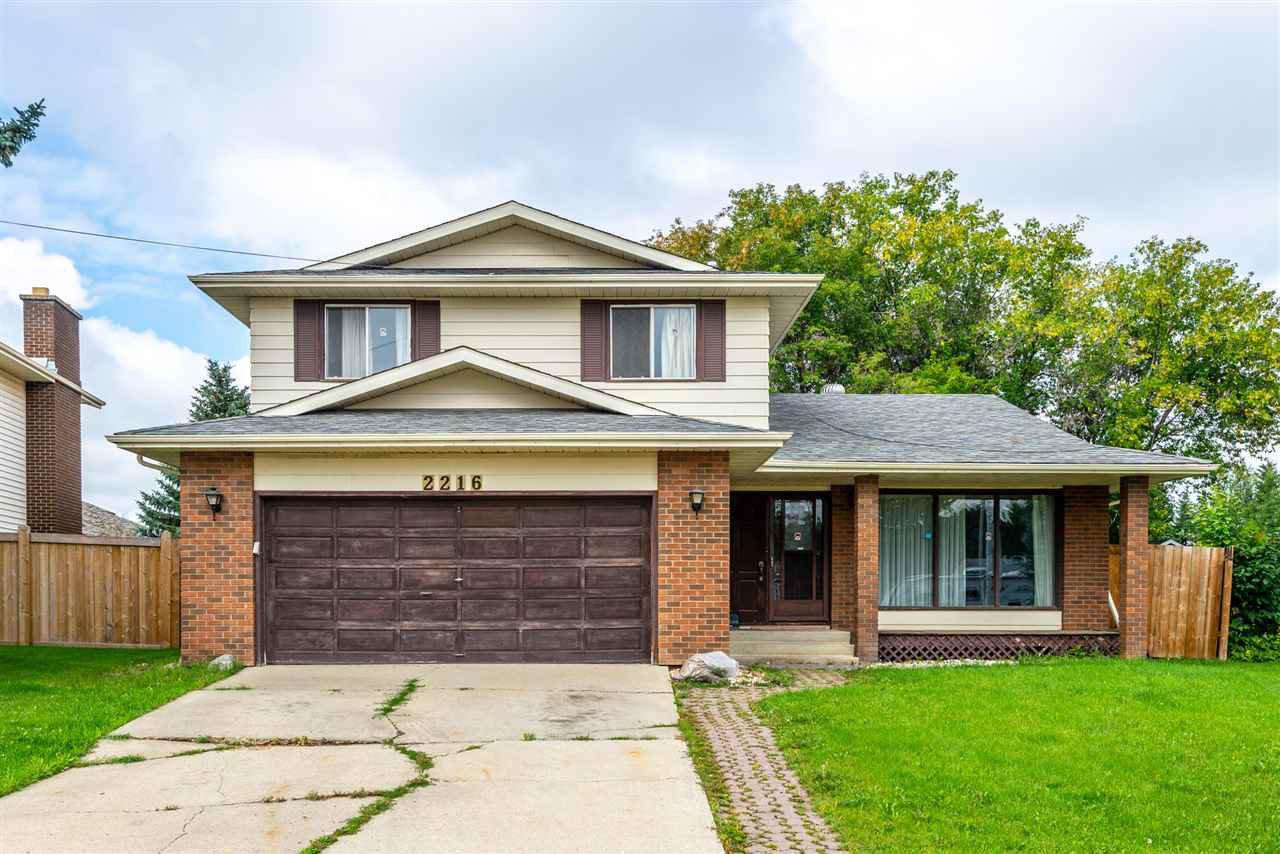 Main Photo: 2216 112 Street in Edmonton: Zone 16 House for sale : MLS®# E4169957