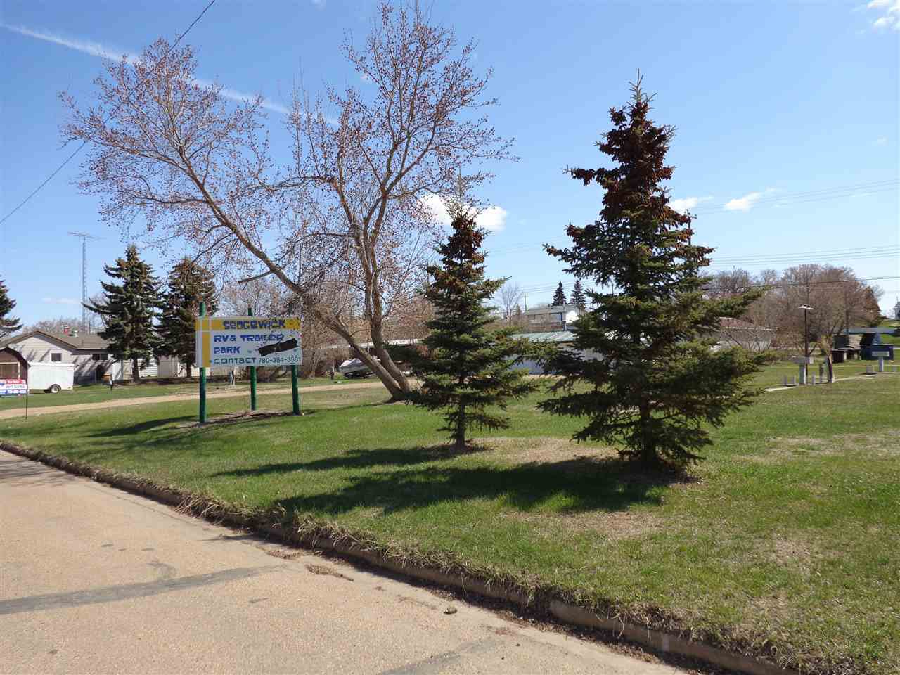 Main Photo: 4910 48 Street: Sedgewick Vacant Lot for sale : MLS®# E4170848