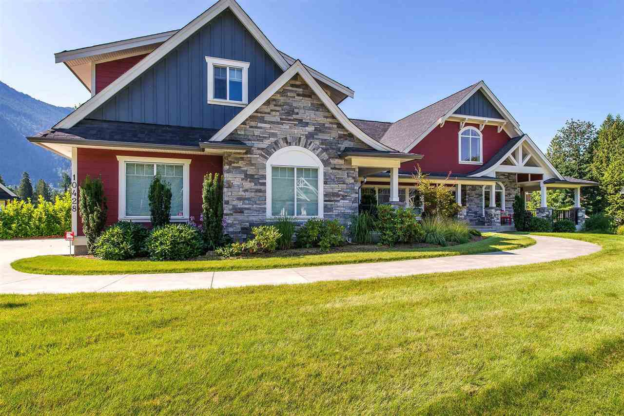 "Main Photo: 10428 WILDROSE Drive in Rosedale: Rosedale Popkum House for sale in ""Rose Garden Estates"" : MLS®# R2418839"