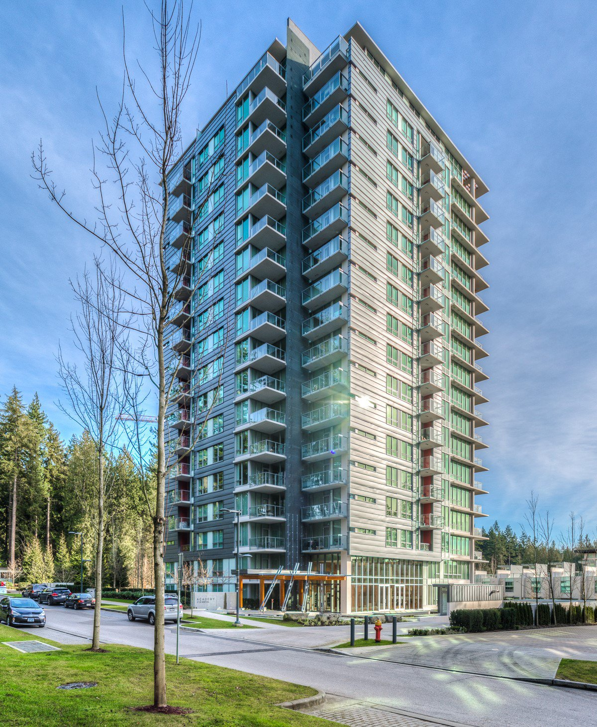Main Photo:  in Vancouver: UBC Condo for rent : MLS®# AR129