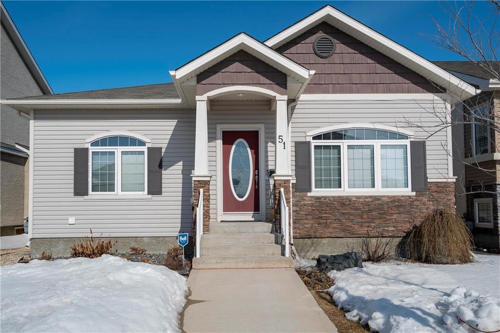 Main Photo: 51 Kentland Road in Winnipeg: Bridgwater Forest Residential for sale (1R)  : MLS®# 202006610