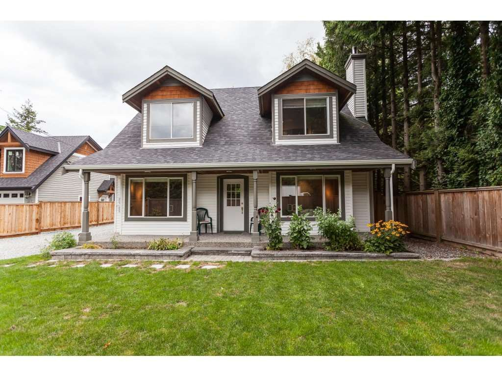 Main Photo: 2 23165 OLD YALE Road in Langley: Campbell Valley House for sale : MLS®# R2489880