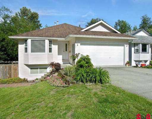 Main Photo: 11492 ROXBURGH RD in Surrey: Bolivar Heights House for sale (North Surrey)  : MLS®# F2509464
