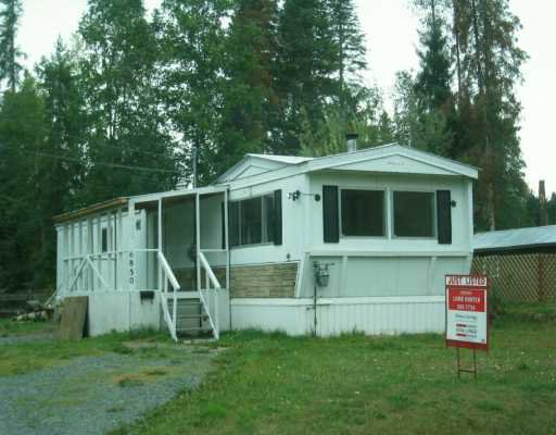 "Main Photo: 6850 LANGER Crescent in Prince George: Emerald Manufactured Home for sale in ""EMERALD"" (PG City North (Zone 73))  : MLS®# N166428"